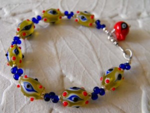 eye beads